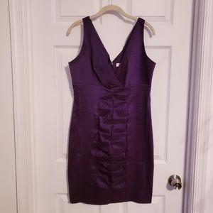 Calvin Klein Purple Sleeveless Dress